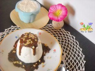 semifreddo di torrone al limoncello con cioccolato