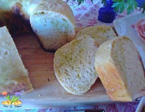 Pane con speck  salsa verde