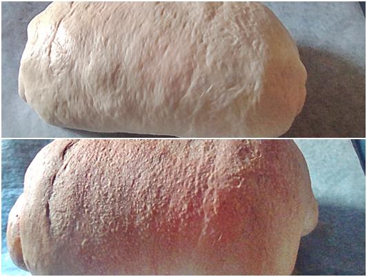 pane del contadino ripieno