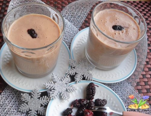Smoothie foresta nera
