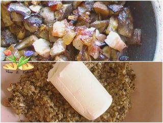 tortelloni con funghi porcini e caprino