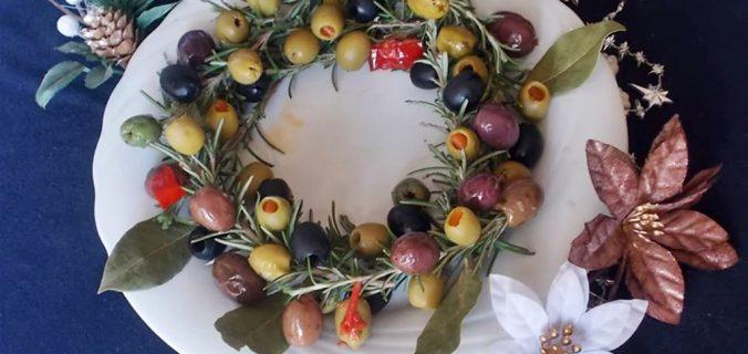corona di olive