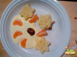 pandoro con crema al limoncello