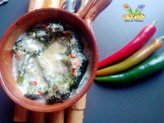 broccoletti allo yogurt piccante