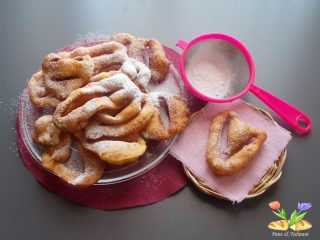 chiacchiere all'anice
