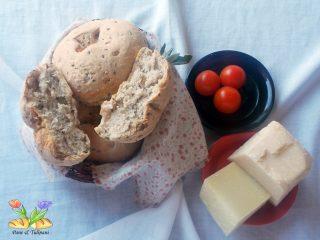 panini con grano saraceno e semini