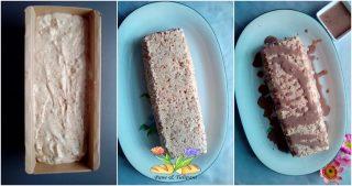 dessert freddo con gli amaretti