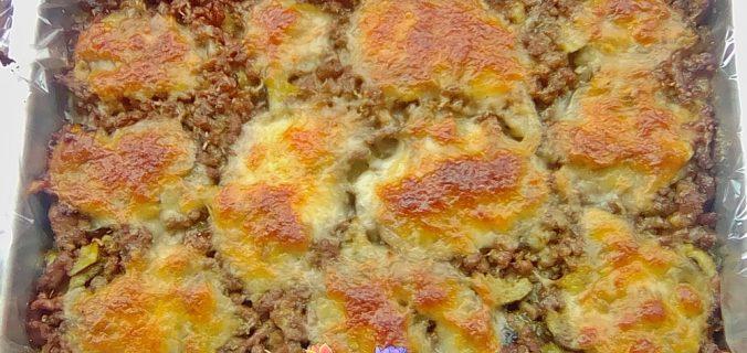 pasticcio di patate con carne