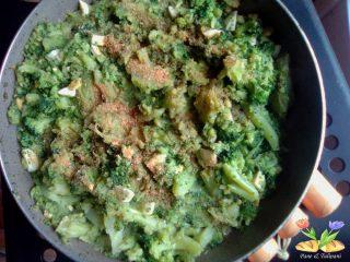 broccoli alla polacca