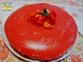 cheesecake tutta fragola