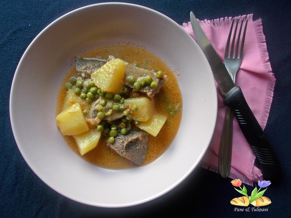 zuppa con arachidi- Piatto boliviano