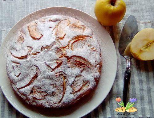 Torta morbida di mele e cannella
