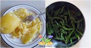 seppioline con patate e salicornia