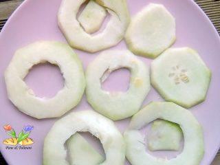 carpaccio di cetrioli barattieri