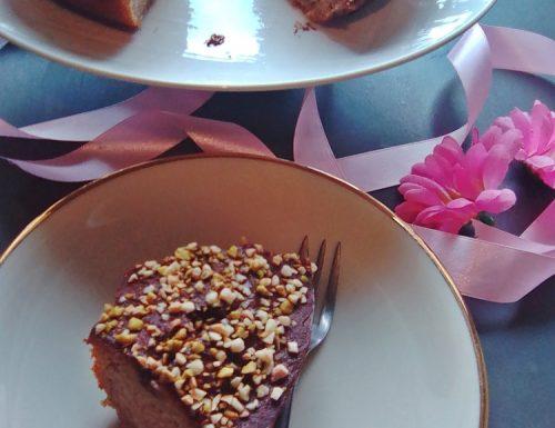 Muffin e torta ai cachi