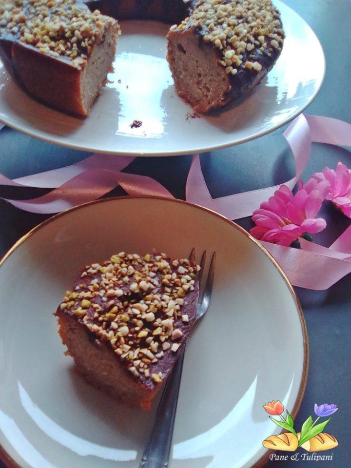 muffin e torta di cachi