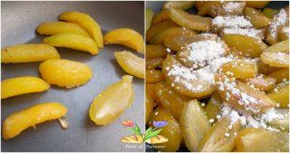 sfogliette con prugne e frutta secca