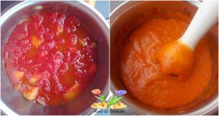 zuppa di funghi lyophillyum con patate e speck