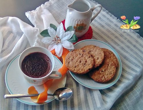 Cioccolata all'arancia
