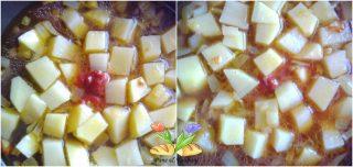 spezzatino di polpo con patate