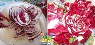 radicchio in pastella aromatica