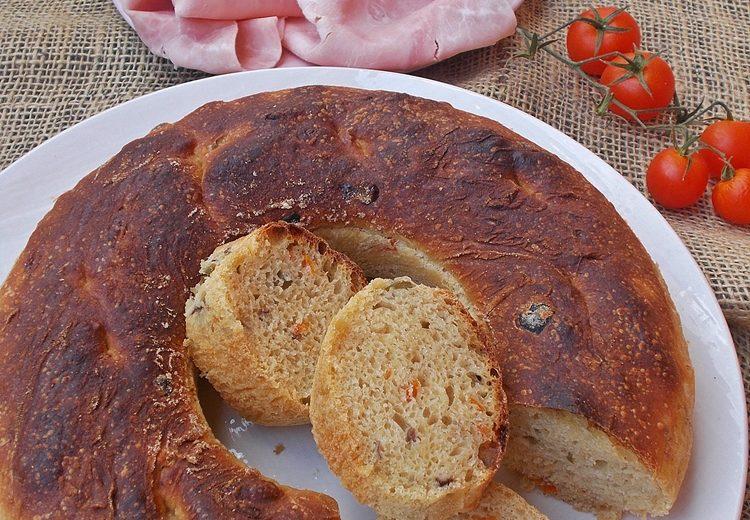 Pan bruschetta (o pani cunzatu)