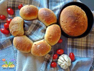 pane ai cereali con maionese