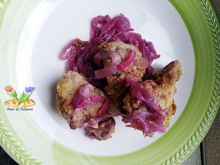 alette di pollo in carpione