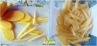 frittelle di patate e zucchine con spezie