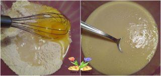 frittelle con funghi lyophillium
