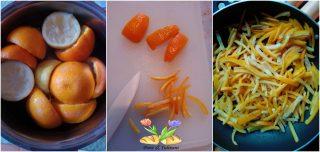 l'aranzada, dolce tipitco sardo