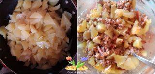calotte di patate ripiene