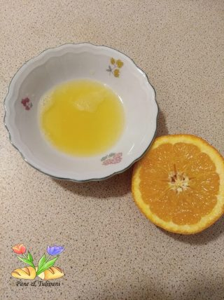 cosce d'anatra all'arancia