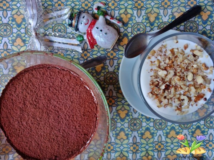 crema di panna e mascarpone con cannella