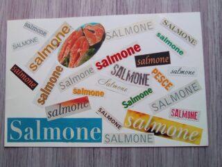 ricette con salmone. Sfizioso collage