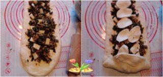 rustico campagnolo con cicoria crepis