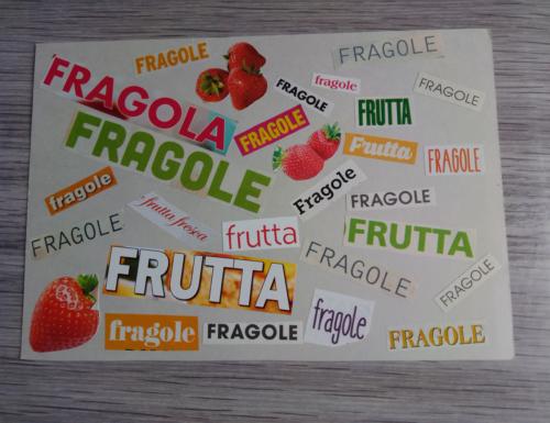 Le mie dolci fragole