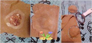 girasoli di alliaria con pancetta e salvia