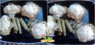 cuori di carciofi con merluzzo