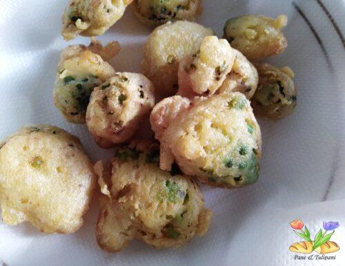 Frittelle di broccolo romanesco