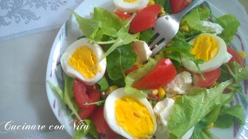 insalata primaverile
