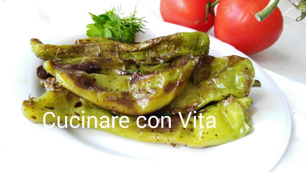 Cucinare con vita networkedblogs by ninua for Cucinare friggitelli