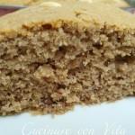 Torta di castagne lesse e cacao