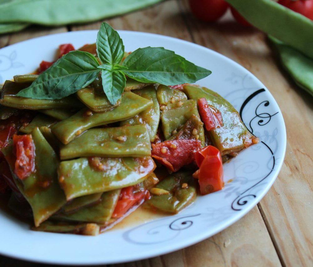 Vegana cucinare con vita for Cucinare le taccole