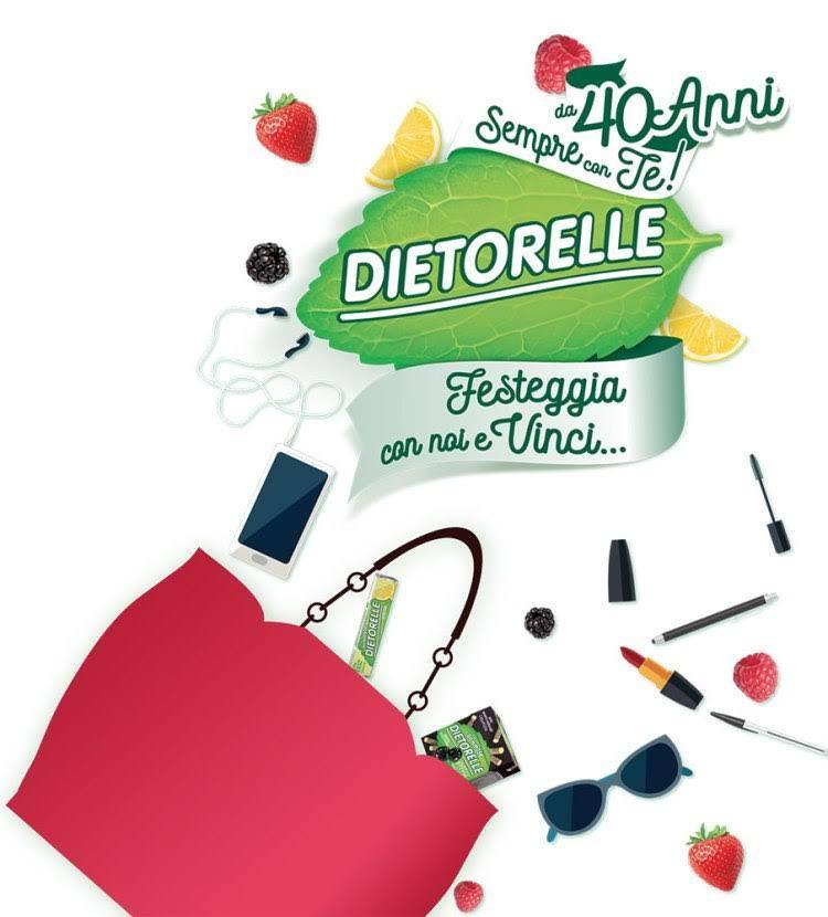 Auguri Dietorelle: 40 anni di dolcezza, 40 anni di golosità!!