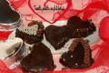 Cuori di cioccolato al peperoncino