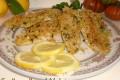 Filetti di merluzzo gratinati al limone
