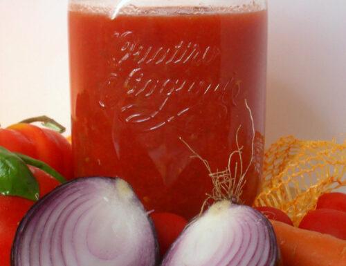 Salsa di pomodoro toscana