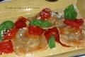 Ravioli rustici con ripieno di melanzana