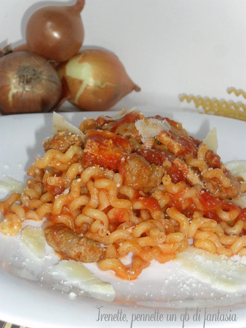 Bucatini all 39 amatriciana rivisitata trenette pennette e for Primi piatti cucina romana